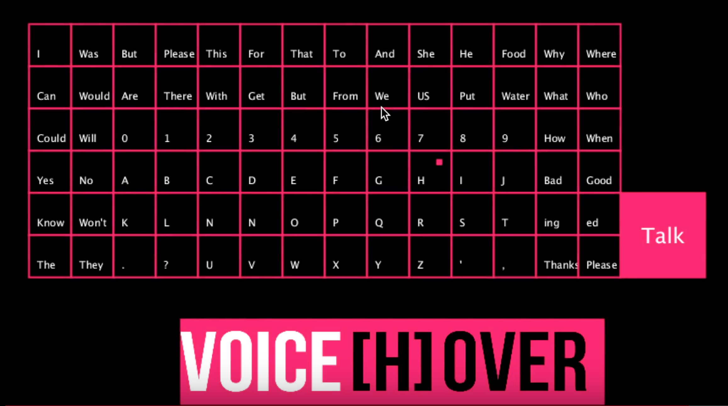 VoiceHover