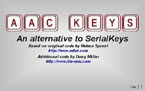 AAC Keys